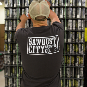 The Snowy Season at Sawdust City Brewing Co  - Cottage